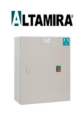 Arrancador Magnetico Tension Plena con Interruptor Magnetico Altamira Serie ATPIT